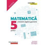 Matematica Consolidare Clasa a 5-a, Partea 1