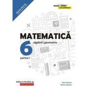 Matematica Consolidare Clasa a 6-a, Partea 1