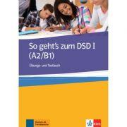 So geht's zum DSD I (A2/B1)