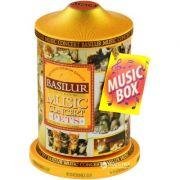 Cutie muzicala cu ceai - Basilur Music Concert PETS