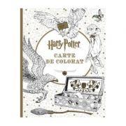 Harry Potter. Carte de colorat