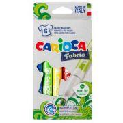 Carioca Fabric Set marker permanent pentru textile