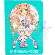Set creatie Manga Model Notes To Go, verde