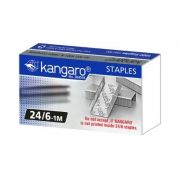 Capse 24/6, 1000 buc/cutie - Kangaro
