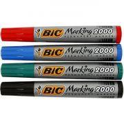 Marker permanent, varf rotund - BIC Marking 2000