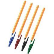 Pix fara mecanism, diverse culori - BIC Orange Fine
