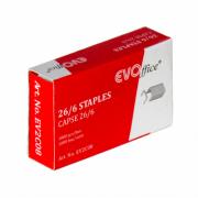 Capse 26/6, 1000 buc/cutie - EVOffice