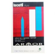 Hartie copiativa (indigo), A4, 100 file/top, albastru, Isostil Armor