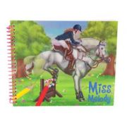 Set creativ Miss Melody