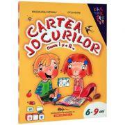Cartea jocurilor - Clasa I si a II-a (6-9 ani)