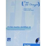 Fit furs Goethe-Zertifikat: A2 Book & CD