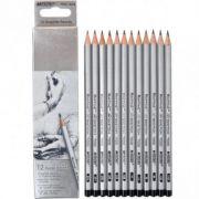 Set 12 creioane pentru desen - Marco Raffine