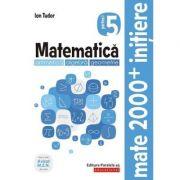 Matematica. Aritmetica, algebra, geometrie. Caiet de lucru. Clasa a V-a. Initiere. Partea I