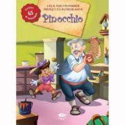 Pinocchio - autocolante