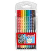 Set Carioci 10 culori - Stabilo Pen 68