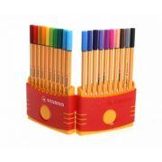 Set Fineliner 20 culori - Stabilo Point 88