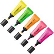 Textmarker, culori neon - Stabilo Neon