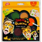 AMOS Color FIesta Safari 6 culori