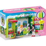 Playmobil City Life - Set de joaca- Florarie 5639