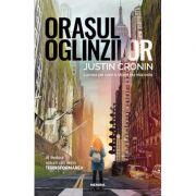 Oraşul oglinzilor (Trilogia Transformarea, partea a III-a)