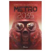 Metro 2035, Dmitri Gluhovski