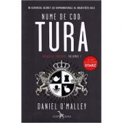 Dosarele Checquy, Vol. 1 - Nume de cod: Tura, Daniel O'Malley