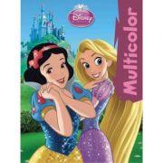 Disney. Carte colorat Multicolor Printese