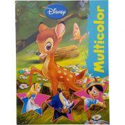 Disney. Carte colorat Multicolor