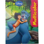Disney. Carte colorat Multicolor.
