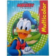 Disney. Carte colorat Multicolor. Mickey & friends
