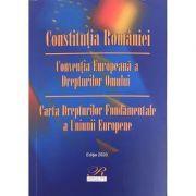 Constitutia Romaniei ED. 2020