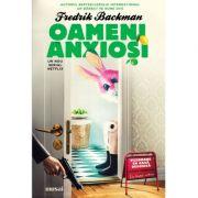 Oameni anxioși- Fredrik Backman