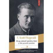 M-as omori pentru tine si alte povestiri pierdute, F. Scott Fitzgerald