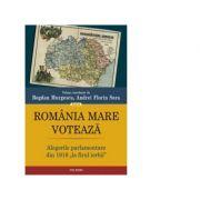 Romania Mare voteaza. Alegerile parlamentare din 1919 'la firul ierbii'