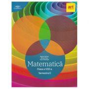 MATEMATICA clasa a VIII-a, semestrul I. Clubul Matematicienilor