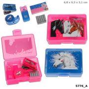Miss Melody mini set de birou roz