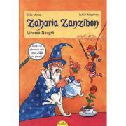 Zaharia Zanzibon, Vol. 1: Vinerea Neagra