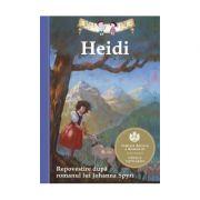 Heidi. Repovestire dupa romanul lui Johanna Spyri
