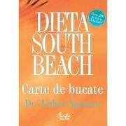 CARTE DE BUCATE DIETA SOUTH BEACH