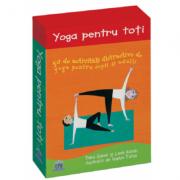 Yoga pentru toti 50 de activități distractive de yoga pentru copii și adulti