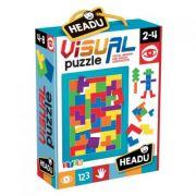 Puzzle vizual Puzzle Headu
