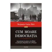 Cum moare democratia Ascensiunea la putere a lui Hitler si prabusirea Republicii de la Weimar