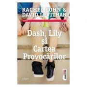 DASH, LILY SI CARTEA PROVOCARI