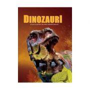 Dinozauri  Atlas ilustrat bilingv roman-englez