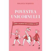 Povestea unicornului care a alergat de la birou la Rio -