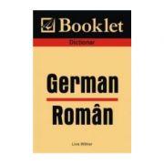 DICTIONAR GERMAN- ROMAN