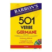 501 VERBE GERMANE +CD