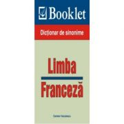 DICT DE SINONIME-LIMBA FRANCEZA