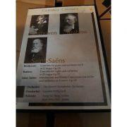 DVD-Beethoven, Braahms, Saint-Saenz