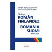 DICTIONAR ROMAN -FINLANDEZ